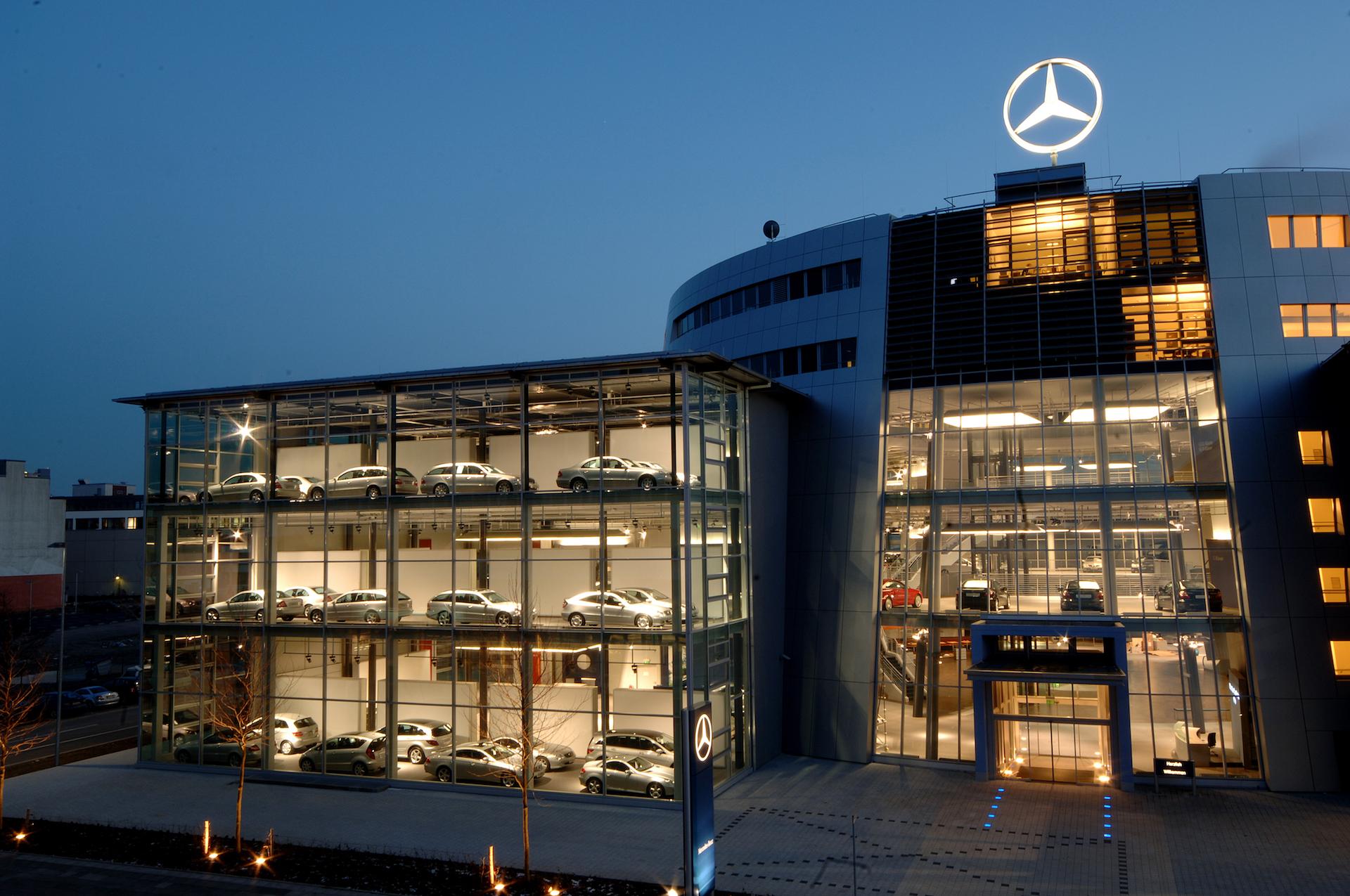 Mercedes Köln Braunsfeld
